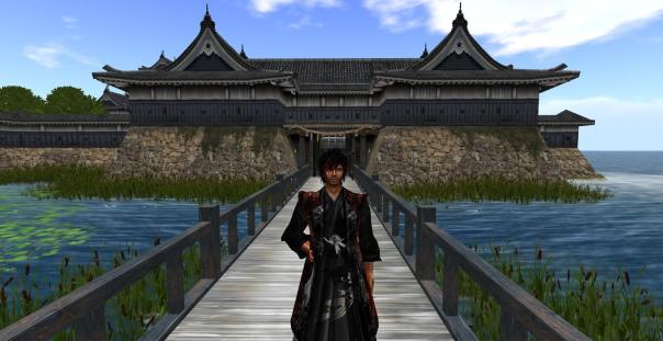 Raza Lane at Matsumoto Castle Second Life